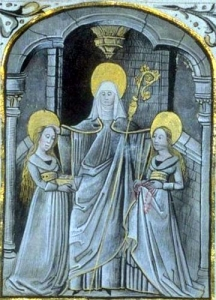 Saint Waltrudis
