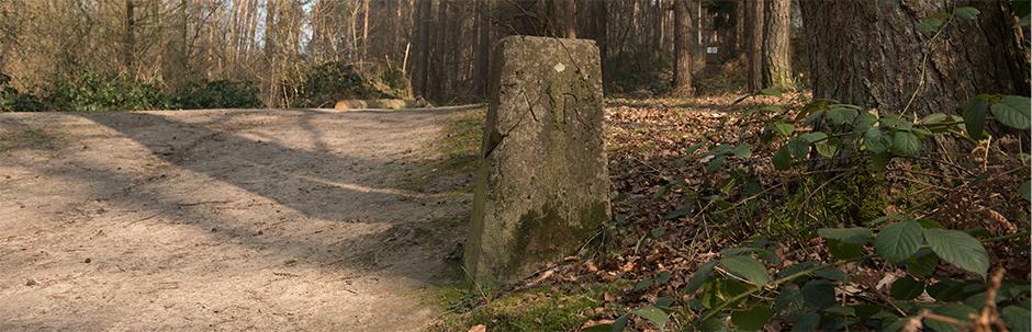 boundary stone AR