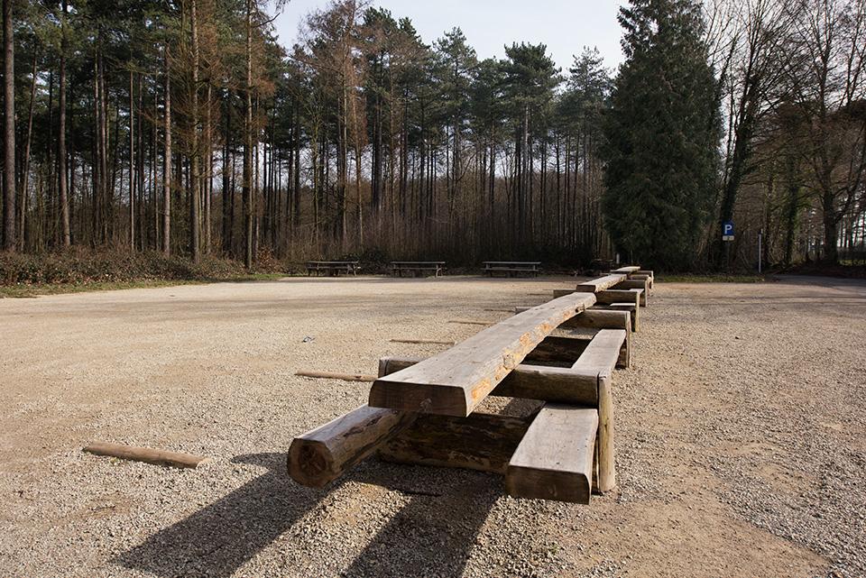 hallerbos parking 2 bosmuseum